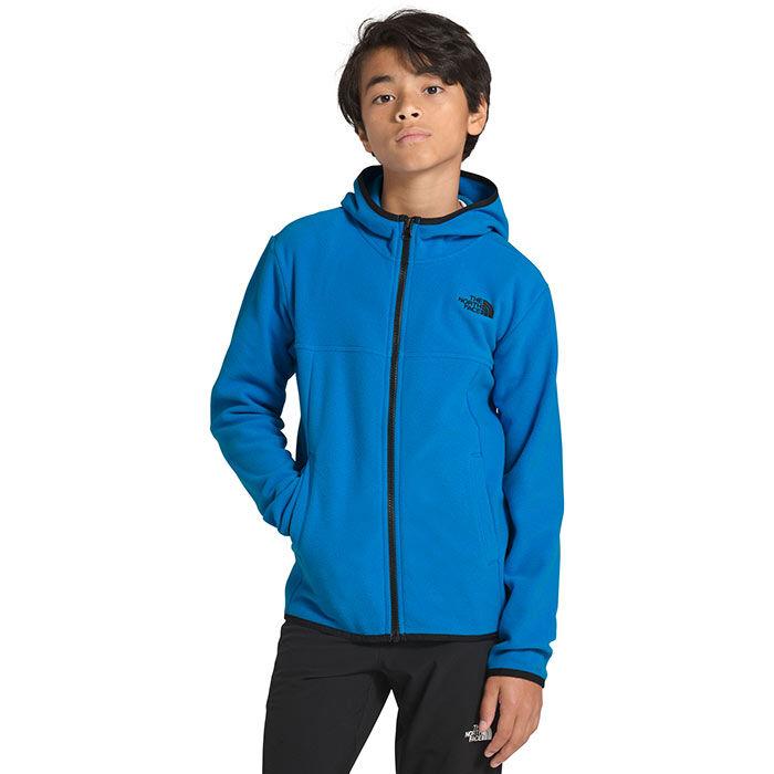 Chandail à capuchon à glissière Glacier pour garçons juniors [7-20]