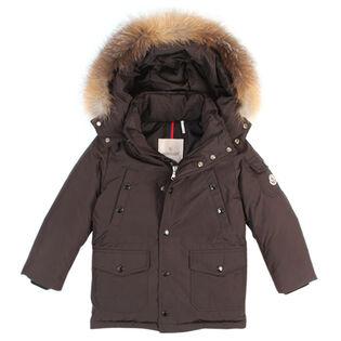 Manteau Yann pour garçons [4 à 6]