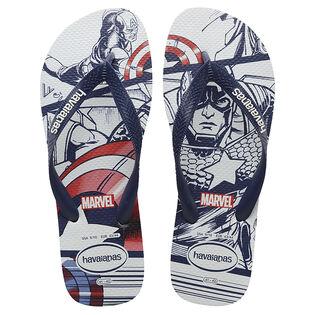 Juniors' [11-4] Marvel® Top Flip Flop Sandal