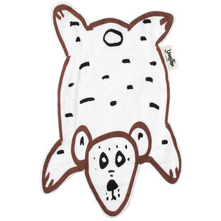 Babies' Dribble Droolers Buddy The Bear Burp Cloth