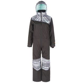 Junior Girls' [8-16] Hannah One-Piece Snowsuit