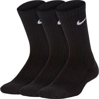 Juniors' Performance Cushioned Crew Sock (3 Pack)