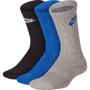 Juniors' [7-16] Everyday Cushioned Crew Sock (3 Pack)