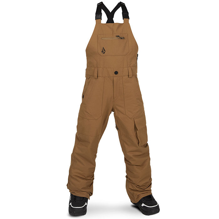 Junior Boys' [8-16] Barkley Bib Overall Pant
