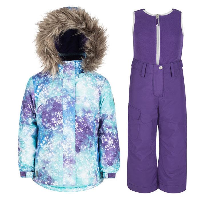 Girls' [2-8] Anastasia Two-Piece Snowsuit