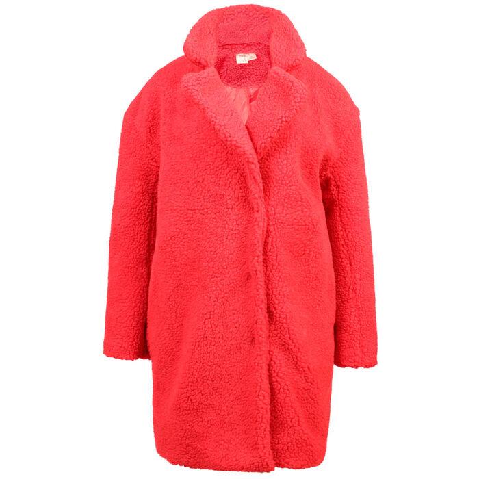 Women's Teddy Sherpa Coat
