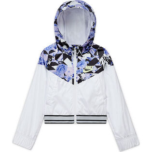 Junior Girls' [7-16] Sportswear Windrunner Graphic Jacket