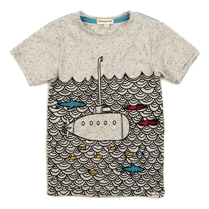 Boys' [4-7] Submarine T-Shirt