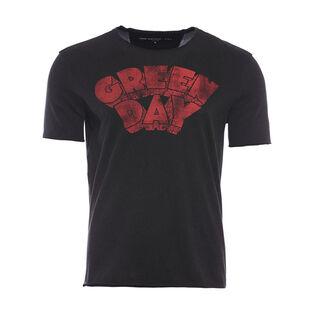 Men's Green Day T-Shirt