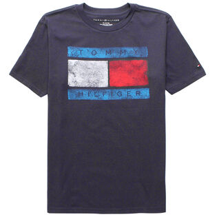 Junior Boys' [8-16] Tommy Flag T-Shirt