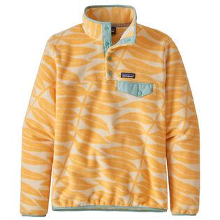 Women's Lightweight Synchilla® Snap-T® Fleece Pullover Top