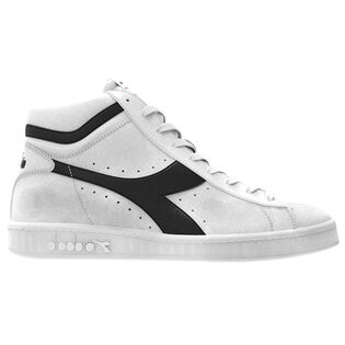 Unisex Game L High Waxed Shoe