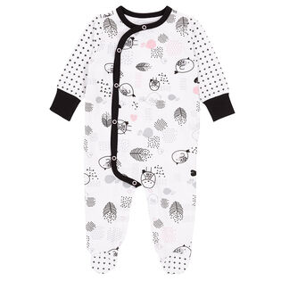 Baby Girls' [3-24M] Whole Wheat One-Piece Pajama