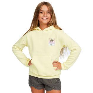 Chandail à capuchon Time To Surf pour filles juniors [7-14]