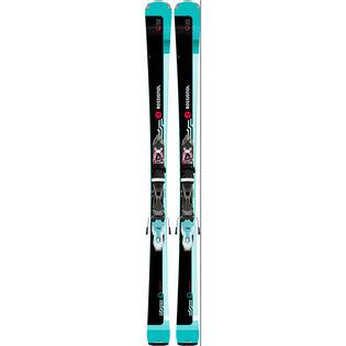 Skis Famous 2 + fixation Xpress 10 W [2019]