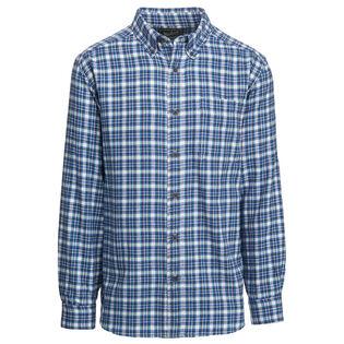 Men's Tall Pine Flannel Shirt