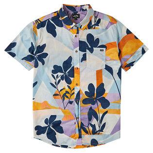 Junior Boys' [8-16] Sundays Floral Shirt