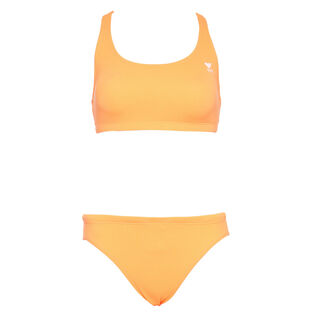 Women's Durafast Solid Maxfit Two-Piece Swimsuit