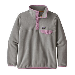 Junior Girls' [7-16] Lightweight Synchilla® Snap-T® Fleece Pullover Top
