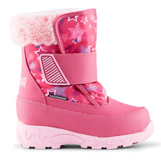 Babies' [5-10] Starry Nylon Snow Boot