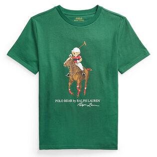 Junior Boys' [8-20] Polo Bear & Big Pony Cotton T-Shirt
