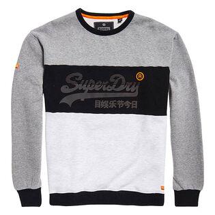Men's Vintage Logo Sweatshirt