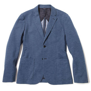Men's Soft French Terry Blazer