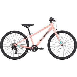 """Girls' Quick 24"""" Bike [2020]"""