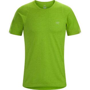 T-shirt Cormac à col rond pour hommes