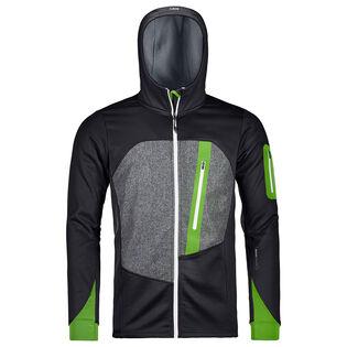 Men's Loden Fleece Hoody Jacket