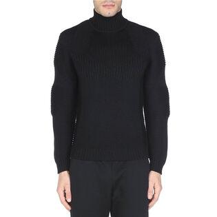 Men's Knit Bag Bugs Wool Sweater