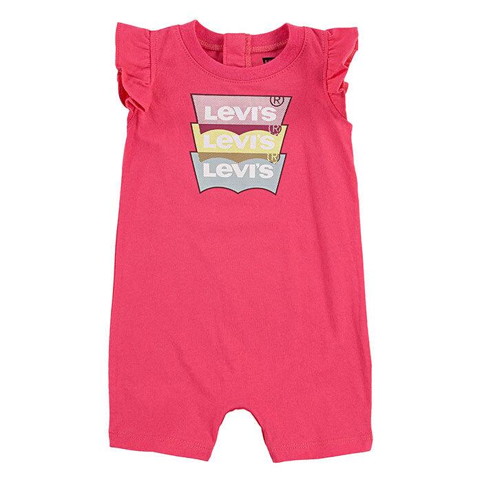 Baby Girls' [12-24M] Logo Romper