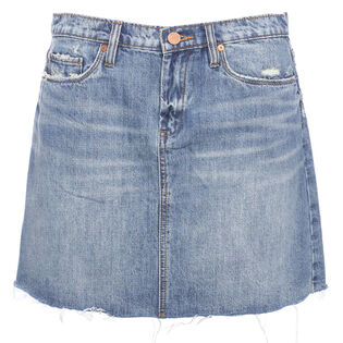 Women's Denim Mini Skirt