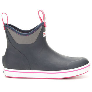 "Women's 6"" Ankle Deck Boot"