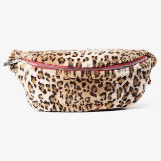 XL Leopard Sling Bag