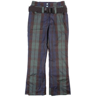 Women's Plaid Insulated Pant