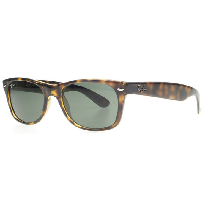 New Wayfarer Tortoise Sunglasses