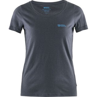 T-shirt Fjallraven Logo pour femmes