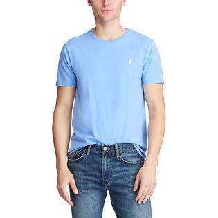 Men's Custom Slim Crew T-Shirt