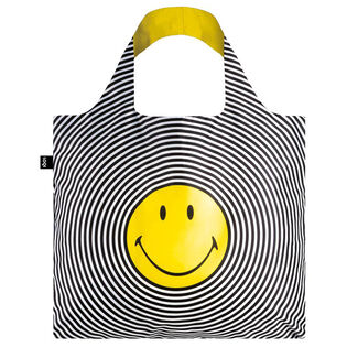 Pop Smiley Spiral Bag