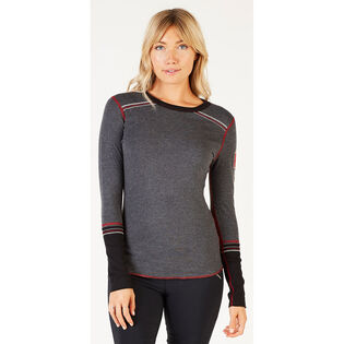 Women's Retro Ski Canada Top