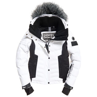 Women's Luxe Snow Puffer Jacket