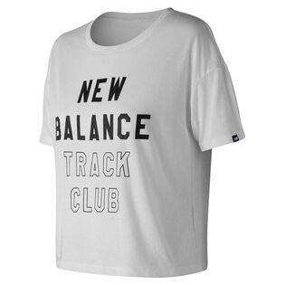 Women's Essentials Track Club T-Shirt