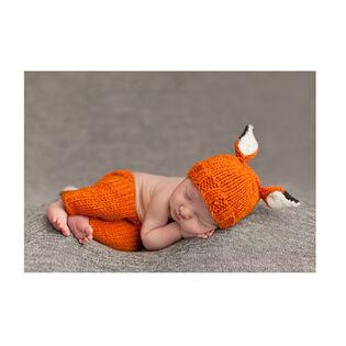 Babies' [0-3M] Rusty Fox Newborn Two-Piece Set