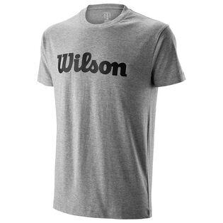 Men's Script T-Shirt