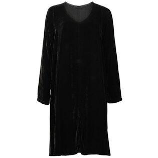 Women's Velvet Dress