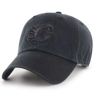 Men's Calgary Flames Clean Up Tonal Hat