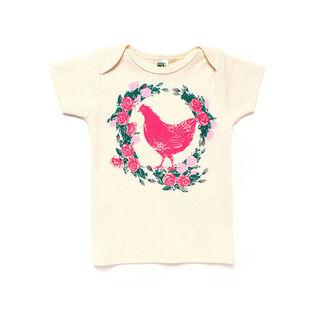 Baby Girls' [3-24M] Chicken Graphic T-Shirt