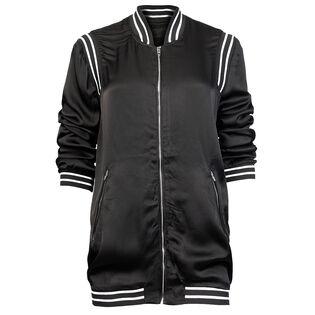 Women's Athletic Bomber Jacket