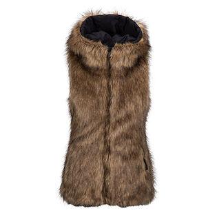 Women's Rhea Faux Fur Vest